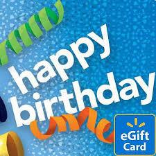 birthday noisemaker walmart egift card walmart com