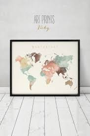 World Map Posters by 12 Best Ilka Prints Images On Pinterest Map Posters World Map