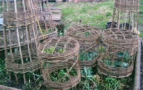 willow garden structures plant supports u0026 frames humble by