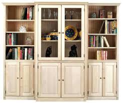 Low Bookcases With Doors Bookcases With Doors Office Bookcases With Doors Impressive