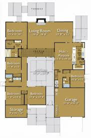 Modern House Designs With Floor Plans by 21 Best House Design Images On Pinterest Modern House Plans