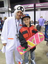 Marty Mcfly Costume Wizard World Chicago 2016 Photos Part 4 Star Wars And Sci Fi