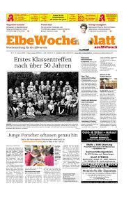 Elbvororte KW07 2016 by Elbe Wochenblatt Verlagsgesellschaft mbH