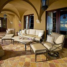 Costco Patio Furniture by Travers 7 Piece Seating Set