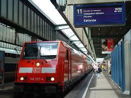 Rb Bad Saulgau Interregio Express