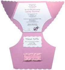 diaper invitations for baby shower iidaemilia com