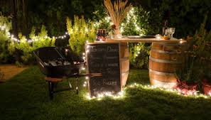 Party Lighting Inexpensive Outdoor Party Lighting Ideas Homesteady