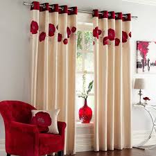 Modern Pattern Curtains Accessories Enchanting Window Treatment Decoration Using Grommet