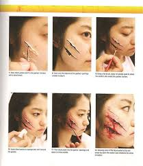 special effects makeup for beginners 69 best images on ideas