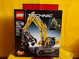 lego porsche box lego excavator 42006 ebay
