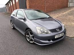 grey honda civic last owner since 2009 2005 honda civic 1 6 i vtec sport 3 door