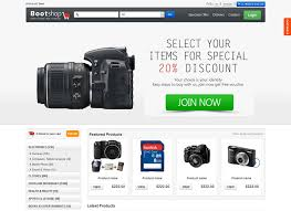 lighting bootstrap ecommerce template free download best