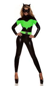 darque nights superhero women halloween costume animal 2017