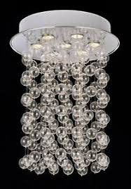 Glass Bubble Chandelier Bubble Ceiling Light Ebay