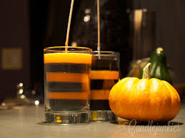 diy halloween candles easy layered candles candle junkies