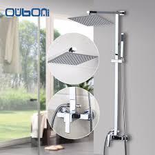 Shower Sets For Bathroom Luxurious Shower Sets For Bathroom 30 For Home Interior Design