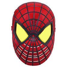 amazon com the amazing spider man hero fx mask by hasbro toys