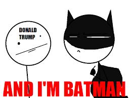 Batman Face Meme - self made meme and i m batman by ikon95 on deviantart