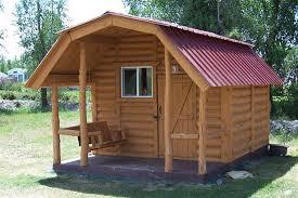 tent cabin lodging star valley ranch resort