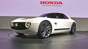 honda small car concept wallpaper honda unveils all electric sports coupe in japan autotrader ca
