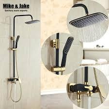 Shower Sets For Bathroom Cheap Shower Faucet Set Bathroom Exposed Bath Shower Faucet Cold