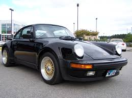 porsche 930 whale tail 1987 porsche 930 turbo with only 23 664 miles porschebahn weblog