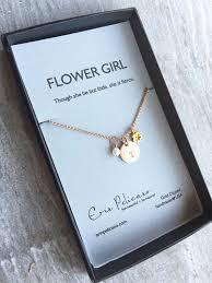 best flower girl gifts best 25 flower girl jewelry ideas on flower girl