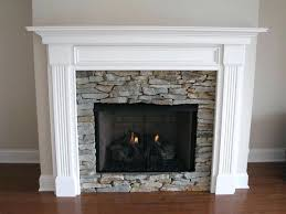 fireplace wood mantle reclaimed