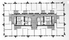 Typical House Floor Plan Dimensions Housing Prototypes Torre Velasca