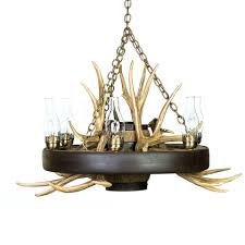 Cheap Rustic Chandeliers by Lighting Cast Antler Chandelier Elk Antler Chandelier Cast