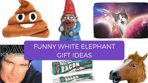 84 best creative affordable white elephant gift ideas