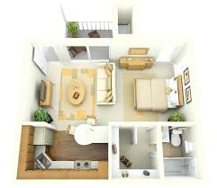 modern apartment floor plan with dimensions plans laferida com