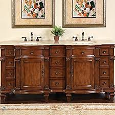 72 Double Sink Bathroom Vanity by Amazon Com 72 Inch Espresso Double Basin Sink Bathroom Vanity Set