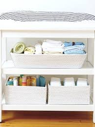 Changing Table Organizer Ideas Changing Table Organization Ideas Best Changing Table Organization