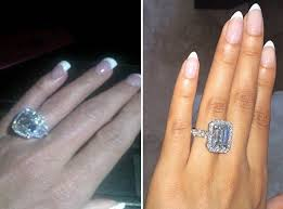 zolciak wedding ring vs both wearing rings suited for royalty which