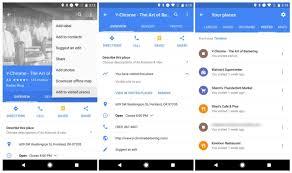 Google Timeline Maps Google Maps 9 7 Beta Neue Version Bringt Viele Kleine
