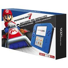 Bird Toothpick Dispenser Nintendo 2ds U2013 Electric Blue 2 W Mario Kart 7 Meijer Com