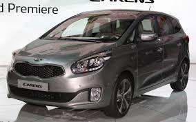 mpv car kia kia rondo carens mpv 2012 paris motor show motor trend