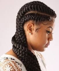 images of french braid hair on black women 20 classy braids for black women