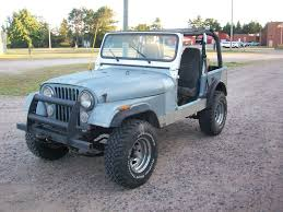 jeep gray blue jeep cj7 overview cargurus