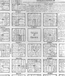 Utah County Plat Maps by Salt Lake City Plat Map Orig Owners P 2 J Willard Marriott