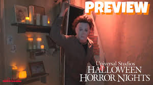 halloween horror nights 2016 discount halloween michael myers comes home hd preview halloween horror