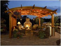 Outdoor Pergola Lights by 10 Wonderful Pergola Lighting Ideas