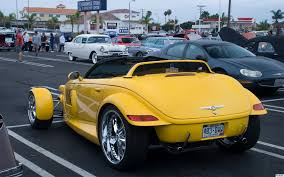 chrysler prowler plymouth prowler does its best in today u0027s traffic image 22