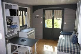 roulotte 2 chambres gite en roulotte chambres d hotes à dol de bretagne près de