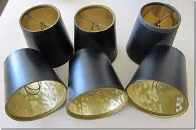 Diy Chandelier L Shades Spray Paint Glass L Shade Diy Brass Chandelier Makeover In My