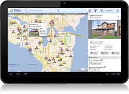 zillow app for android zillow android tablet app ipad images app real