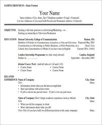 skill resume format chef resume resume format download pdf it
