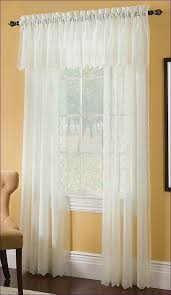 Fabric Shower Curtains With Valance Living Room Wonderful Kitchen Curtain Toppers Priscilla Curtains