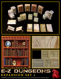 dungeon si e e z dungeons expansion set 5 fdg0096